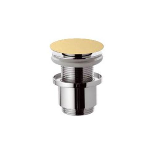 11055486 - Válvula Click-clack dourada s