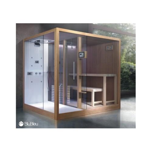 Bambooki Sauna com Nebulizador