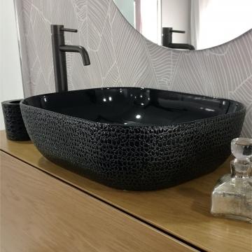 Lavatório de pousar cerâmica Ceramic counter basin | Vasque à poser Ref. 11015098
